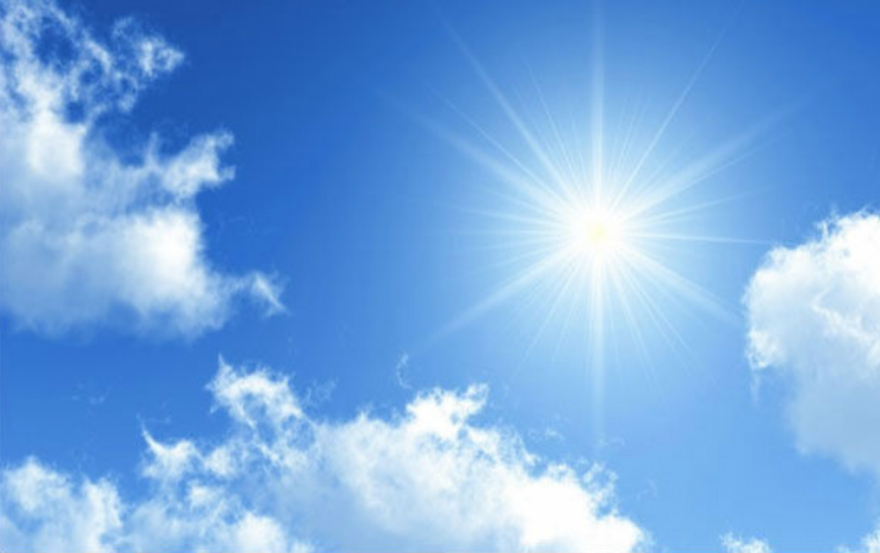 Tokom prijepodneva ugodnije, uz umjerene temperature, potom vruće i sparno  u drugom dijelu dana